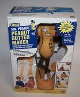 Vintage Planters Mr Peanut Peanut Butter Maker Broadway Toys No. 222 NIB