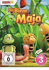 Die Biene Maja - DVD 03 von Daniel Duda, Mario von Jasche... | DVD | Zustand gut
