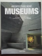 Architecture Now! Museums by Philip Jodidio (Paperback, 2010)
