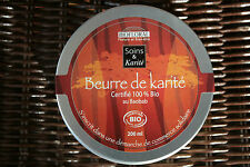 Beurre de Karité au Baobab Bio/Organic Sheabutter with Baobab, 200ml – BIOFLORAL