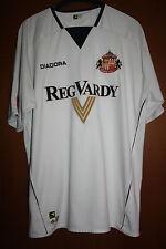 Maglia Shirt Maillot Jersey Sunderland Diadora Calcio Originale Reg Vardy