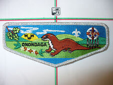 OA Onondaga Lodge 36 S-5,1996 Otter Flap,SMY 36,289,323, Ohio River Valley,OH,WV