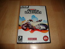 BURNOUT PARADISE THE ULTIMATE BOX DE EA GAMES PARA PC NUEVO PRECINTADO