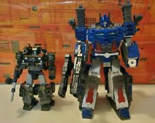 Hasbro Transformers Siege Netflix Leader Class Ultra Magnus Hound lot