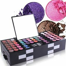 MISS ROSE Makeup Kit 142Colors Eyeshadow Palette Blush Eyebrow Powder Makeup Set