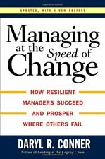 Managing at the Speed of Change-Conner