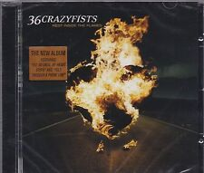 36 Crazyfists-Rest Inside The Flames CD nuevo & OVP