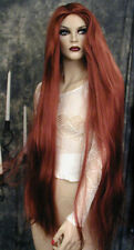 XXL LADY GODIVA GODDESS LONG LONG IRISH RED WIG WIGS