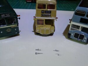EFE/Corgi Code3 mirrors & Ind  for London Transport RT/RM/L Buses+Others (Set 2)