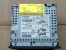 RADIO CD VOLVO V40 P30623157