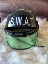 S.W.A.T Kids Sz 8-10(M) Cosplay Costume With Helmet