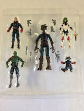Marvel Legends 4'' GUARDIANS OF THE GALAXY 5-Pack Toys R Us Hasbro New Loose