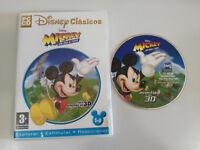 Mickey Un Jour A Stopper - Jeu De PC Espagnol Cd-Rom Disney Classiques