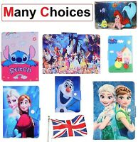 "Case For 2019 Samsung Galaxy Tab A 10.1"" SM-T510 T515 Kids Disney Princess Hero"