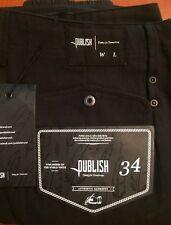 Men's Publish Joah Pants w/ Elastic ankle. NWT. Free Shipping