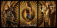 "IMAX  DC Comics ""WONDER WOMAN""  2017 Original Official Movie Poster 9""x18"""