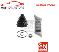 CV JOINT BOOT KIT WHEEL SIDE FRONT FEBI BILSTEIN 30142 P NEW OE REPLACEMENT