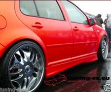 VW Golf 4 Golf IV Seitenschweller tuning TÜV-Teilegutachten