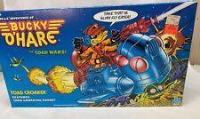 """Vintage 1990 Bucky O'hare """"Toad Croaker"""" Hasbro Sealed New NIB"""