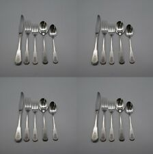 20pc SET - Oneida Stainless VILLAGE Service for Four *