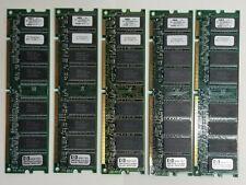 NEC USA MC-458CB646F-A10 64MB PC100-322-620 RAM HP DIMM SDRAM (Lot of 5) - NEW