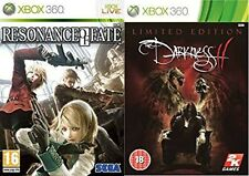 The Darkness II - Limited Edition & RESONANCE OF FATE   new&sealed