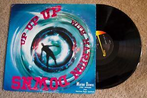 Up Up Up With Marion Downs Gospel Soul Signed Record lp original vinyl album