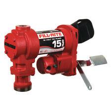 Fill-Rite FR1204G 15GPM 12 VDC bomba de transferencia de combustible