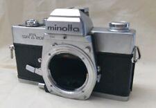 Minolta SR T 202 35mm Film Camera No Lens Vintage- For Parts or Repair ONLY