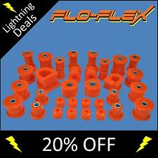 Ford Cortina MK3 Front & Rear Kit inc Axle Mtg Bushes in Poly Save 20%