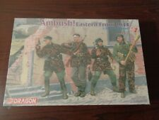 1/35 Dragon #6333 German Ambush! Eastern Front 1944 SEALED BOX