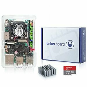 ASUS Tinker board RK3288 SoC 1.8GHz Quad Core CPU, Mali-T764 GPU, 2GB Thinker Bo