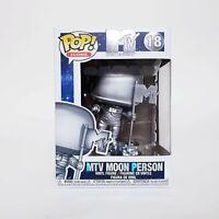 MTV Moon Person #18 Funko Pop Vinyl - MTV Music Television