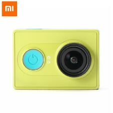 Original Xiaomi YI Action Camera Green , Better than Gopro FREE Waterproof Case