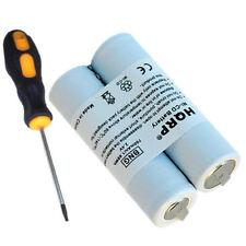 HQRP Batería para Philips Norelco 6756X, 6826XL, 6828XL, 6829XL, 6846XL, 6848XL