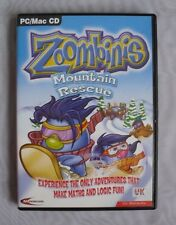 ZOOMBINIS MOUNTAIN RESCUE PC MAC CD GAME