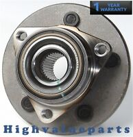 Front Wheel Bearing and Hub Assembly 1997-2000 Ford F150 4WD 515017 2-Wheel ABS