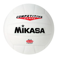 Mikasa VSL215 Competitive Class Volleyball Official Size Synthetic Leather