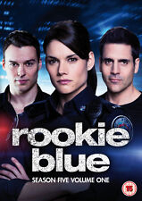 Rookie Blue Season 5 Volume 1 DVD Region 2