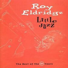 Little Jazz: Best of Verve Years 1994 by Roy Eldridge (CD)