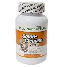 Providence Labs Colon Cleansing Fiber Formula - Safe Slimming & Detoxifies