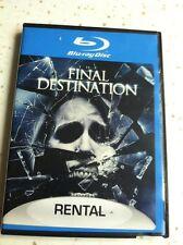The Final Destination (Blu-ray Disc, 2010) Bobby Campo & Shantel VanSanten.