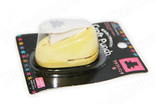 CUTE TEDDY BEAR CRAFT PAPER PUNCH FROM JAPAN DAISO - US SELLER