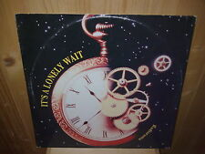 "RADIORAMA it's a lonely wait 12"" MAXI 45T"