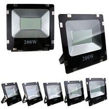 20W 50W 100W 150W 200W LED Flood Light Courtyard Outdoor Lamp Spotlight IP66 SMD