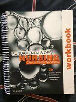 Fundamentals of Nursing 3rd Edition Workbook