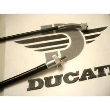 Cable y funda cuenta km. Ducati Desmo-Twin-Vento (con freno de disco).