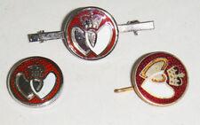 No Stone Brooch/Pin Vintage Fine Jewellery (Unknown Period)