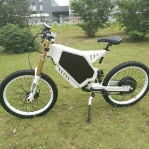 "High Power 72V / 5000 W / 26.1Ah Long Range  26"" Electric Bike"