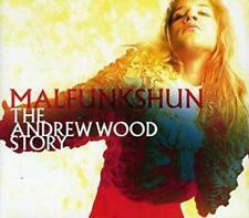Malfunkshun: The Andrew Wood Story (2011)  Hip-O Select 2 CD/DVD set NEW sealed